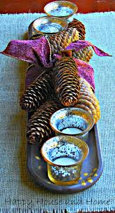 Pine Cone Christmas Tree Centerpiece by Easy Winter Pinecone Crafts Decor Made With Pinecones