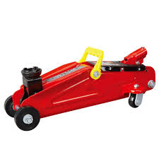 100 Big Red Fire Truck 2Ton Trolley Floor JackT82002BR The Home Depot