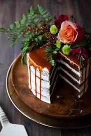 Chocolate Brownie Rosemary Cake