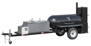 Mobile Self Contained Portable Electric Sink by 3 Bowl Clean Up Sink Trailer Mounted