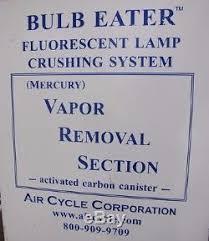 eater 55 vrs u premium 130v vapor removal fluorescent l