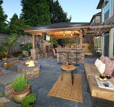 Patio Ideas ~ Patio Ideas For Backyard On A Budget Interior Of ... Patio And Deck Designs Home Decor Qarmazi Intended For Ideas Full Size Of Decorstunning Cheap Backyard Cool 30 Covered Inspiration 25 Best Outdoor With Winsome Unilock Fireplace Garden The Concept Of Small Concrete Images Simple About Decorating Wooden Yard Patio Ideas On Pinterest Backyards Gorgeous Diy