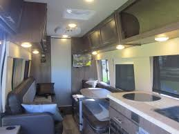 Van Conversion Interior 1