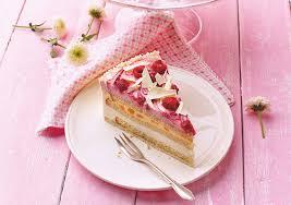 himbeer pfirsich joghurt torte