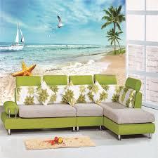 kundenspezifische 3d stereoskopische großen mural sandstrand sofa tv hintergrund tapete stoff fotowand papier schlafzimmer wohnzimmer esszimmer