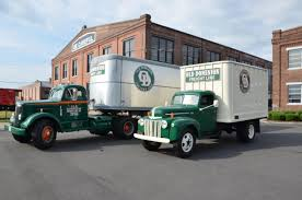 100 Truck Line Old Dominion Lends Trucks To Museum News The Dispatch
