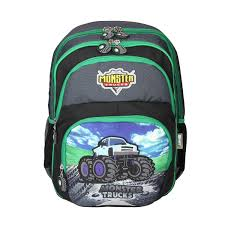 School Bag ''MONSTER TRUCK'' (KIDS Collection) 3871284058073 ... Monster Trucks For Children Youtube Game Kids 2 Android Apk Download Truck Hot Wheels Grave Digger Off Road Vehicle Toy For Police Coloring Pages Colors With Vehicles Diza100 Remote Control Car Speed Racing Free Printable Joyin Rc Radio Just Arrived Blaze And The Machines Mini Sun Sentinel Large Big Wheel 24