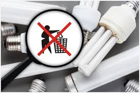where to recycle fluorescent light bulbs 盪 how to dispose of