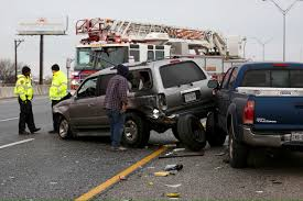 100 San Antonio Truck Accident Lawyer 230 Crashes 2 Involving Police Reported In As Major