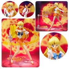 Majin Lamp Super Mystery Dungeon by Sailor Moon Supers Super Sailor Venus Sh Figuarts Figure Bandai