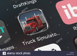 London, United Kingdom - October 19, 2018: Screenshot Of The Truck ... Indonesian Truck Simulator 3d 10 Apk Download Android Simulation American 2016 Real Highway Driver Import Usa Gameplay Kids Game Dailymotion Video Ldon United Kingdom October 19 2018 Screenshot Of The 3d Usa 107 Parking Free Download Version M Europe Juegos Maniobra Seomobogenie Freegame For Ios Trucker Forum Trucking