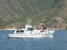 range trawlers for sale 1975 roughwater custom range trawler power boat for sale