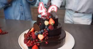 gateau d anniversaire herve cuisine la chocolaterie galler fête ses 40 ans avec le youtubeur hervé