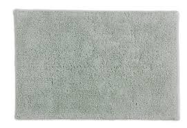 bahamas badteppich uni mint 100 baumwolle 40x60cm