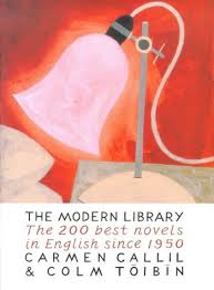 The Modern Library By Colm Toibin