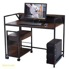 de bureau bureau informatique table d ordinateur meuble de bureau avec