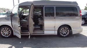 USED CARS MELBOURNE FLORIDA 2014 GMC SAVANA EXPLORER LIMITED SE CONVERSION PACKAGE