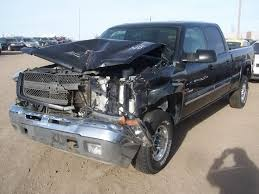 100 Wrecked Chevy Trucks New Owner Rebuilding Wrecked LB7 In KS And GMC Duramax