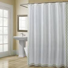 Bed Bath And Beyond Curtain Rod Rings by Buy Stall Size Shower Curtains From Bed Bath U0026 Beyond
