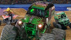 100 Monster Trucks Nashville Jam Triple Threat Series In TN Tennessee Vacation