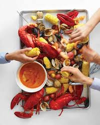 Everything You Need To Host A Stove-Top Clambake | Martha Stewart Crawfish Boil Clam Bake Low Country Maryland Crab Boilits Stovetop Clambake Recipe Martha Stewart Onepot Everyday Food With Sarah Carey Youtube A Delicious Summer How To Make On The Stove Fish Seafood Recipes Lobster Tablecloth Backyard Table Cloth Flannel Back 52 X Party Rachael Ray Every Day Host Perfect End Of Rue Outer Cape Enjoy Delicious Appetizer Huge Meal And Is It Acceptable Have Clambake At Wedding Love Idea Here Are 10 Easy Steps Traditional