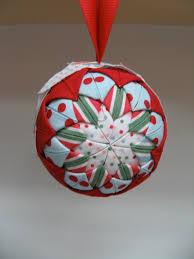 Another Hatchett Job Diy Folded Fabric Ornament No Sew Crafts