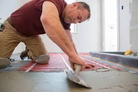 heated floor mat warmup canada