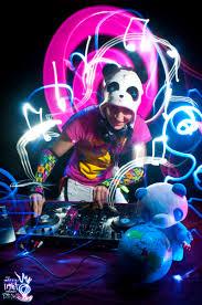Hangtown Halloween Ball Volunteer by Graffiti Light Project U2013 Portraits U2013 Dj Nemi The Graffiti Light