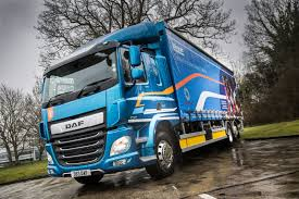 100 Harris Used Truck Parts DAF S Supplies 6x2 Rigid In Support Of Transport Association