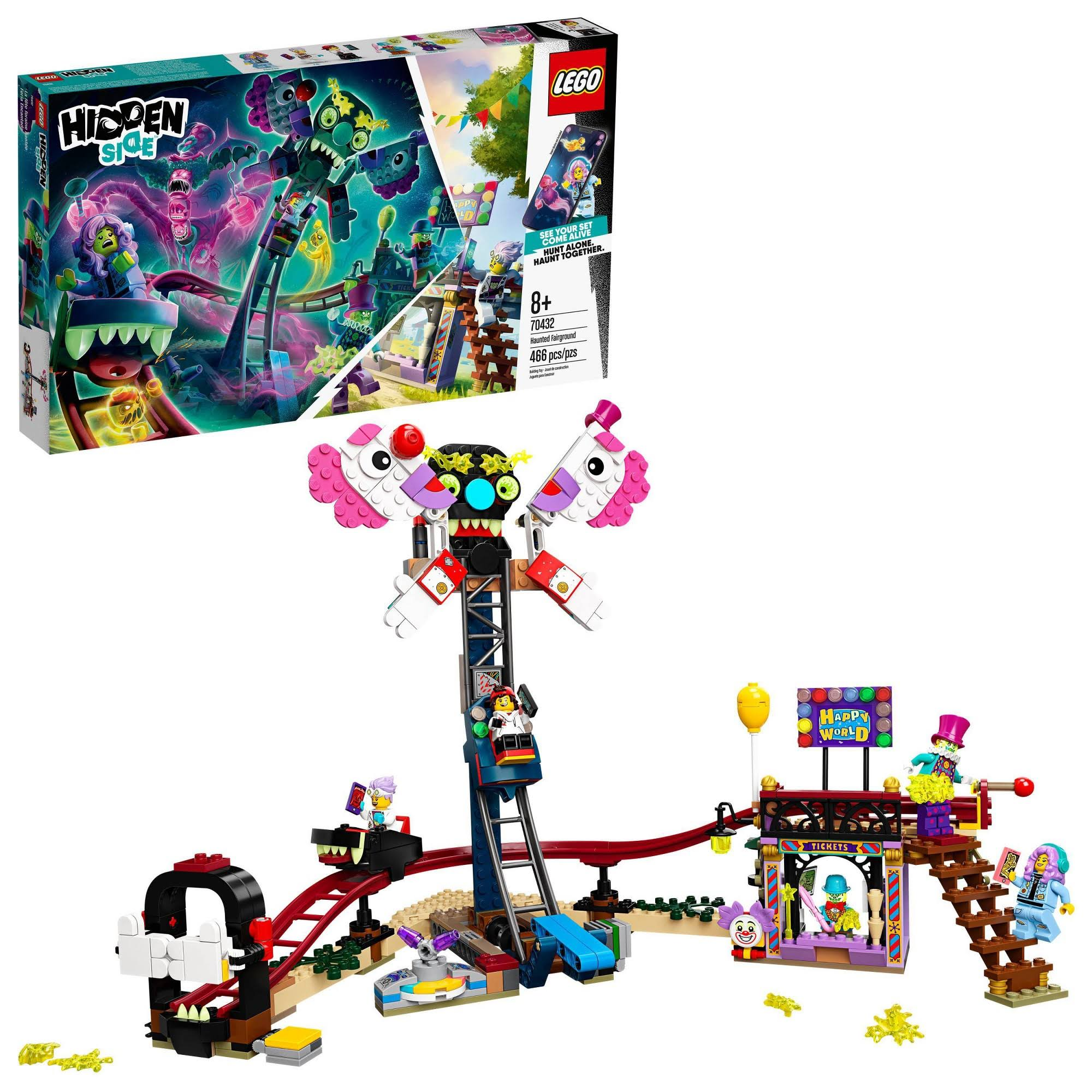 Lego Hidden Side - Haunted Fairground 70432