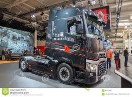 Renault Trucks T High Edition Truck Editorial Photo - Image Of Cabin ...