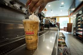 Dunkin Donuts Pumpkin Spice 2017 by Dunkin U0027 Donuts Is Getting Cookie Dough Iced Coffee But You Have