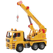 100 Bruder Tow Truck 02754 MAN TGA Crane NEW 2754 02754 5599