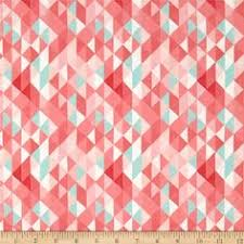 Hazelwood Nursery by Gold And Pastel Chevron Fabric Metallic Gold Coral And Mint
