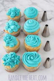 Cupcake Decorating Tips And A Video From HandletheHeat
