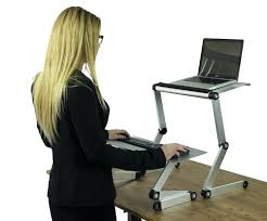 desk sitting to standing desk amazon adjustable height sit to