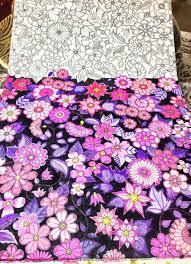 Pink Coloring BooksColouringSecret GardensJohanna