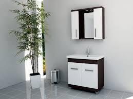 badmöbel set unterschrank waschbecken spiegelschrank image 65cm