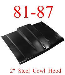 100 Cowl Hoods For Chevy Trucks 818791 GMC 2 Hood MrTailLightcom Online Store
