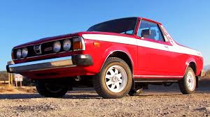 1978 Subaru Brat: The Greatest Chicken Tax Truck Of Them All ...