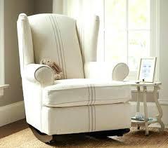 Charming Modern Glider Recliner Modern Nursery Rocking Chair Best
