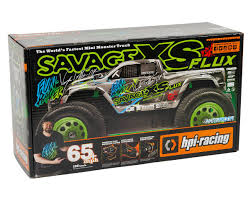 100 Mini Monster Trucks HPI Savage XS Flux Vaughn Gittin Jr RTR Truck