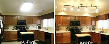 kitchen with track lighting track lighting in traditional kitchen