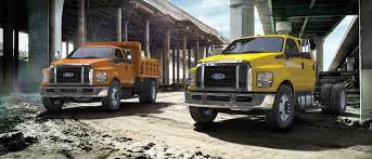 2019 Ford® F-650 & F-750 Truck | Power Features | Ford.com