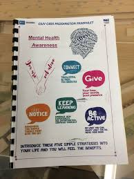 Mental Health Awareness Project Pamphlet Best Practice Hub