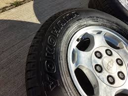 Used Chevrolet Silverado 1500 Wheel And Tire Packages For Sale