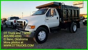 Ford Trucks In El Reno, OK For Sale ▷ Used Trucks On Buysellsearch Ford F650 Dump Trucks For Sale Used On Buyllsearch In California 2008 Red Super Duty Xlt Regular Cab Chassis Truck Florida 2000 Dump Truck Item Dx9271 Sold December 28 Lot 0100 2001 18 Yard Youtube 1996 Mod Farming Simulator 17 Unloading A Mediumduty Flickr Non Cdl Up To 26000 Gvw Dumps