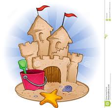 Bucket Clipart Cute Clip Art Building Sandcastles