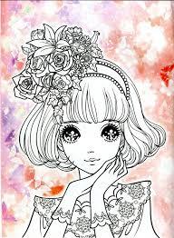 Korean Coloring Book Pink Mama Mia Picasa Web Albums