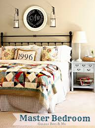 Pottery Barn Master Bedroom by Golden Boys And Me October 2013